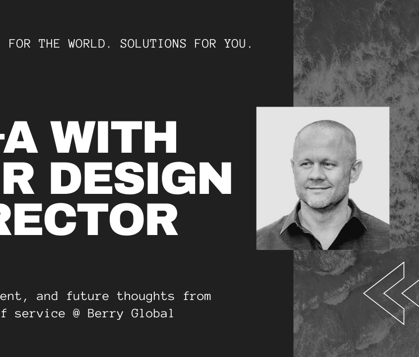 Q&A WITH OUR DESIGN DIRECTOR